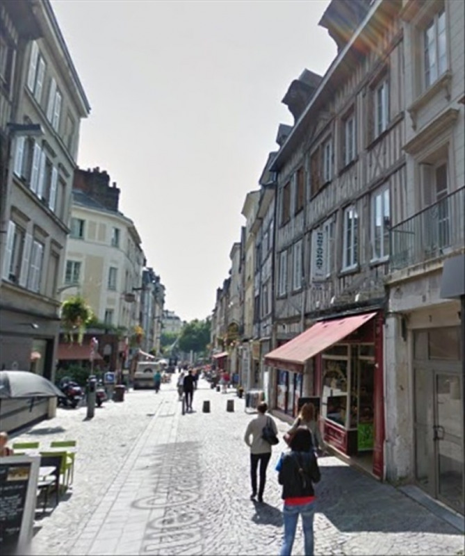 Location appartement Rouen 395€ CC - Photo 2