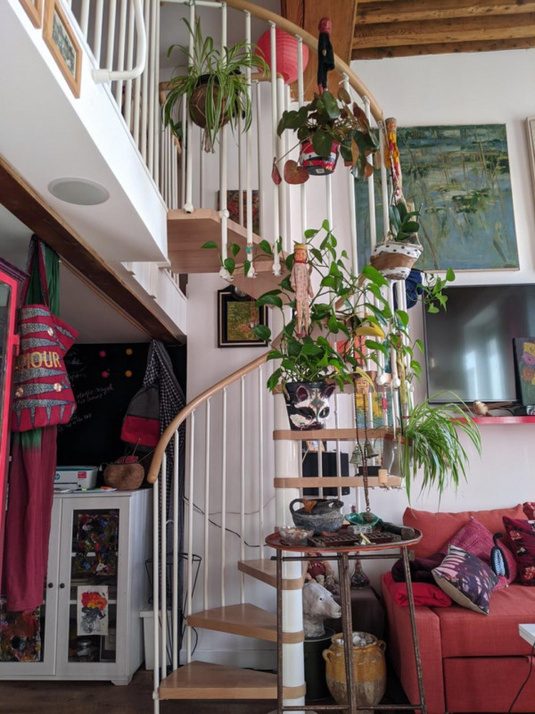 Verkoop  appartement Lyon 4ème 319000€ - Foto 7