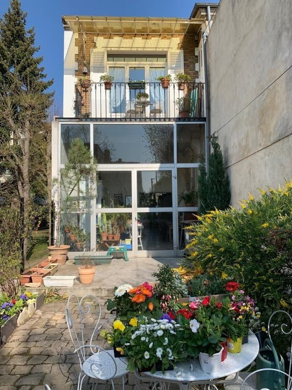 Revenda residencial de prestígio casa Maisons-laffitte 1575000€ - Fotografia 2
