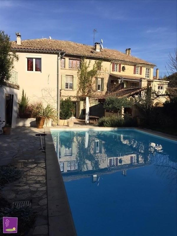 Vente de prestige maison / villa Uzes 579000€ - Photo 2