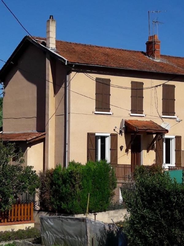 Vente maison / villa Ste foy l argentiere 115000€ - Photo 1