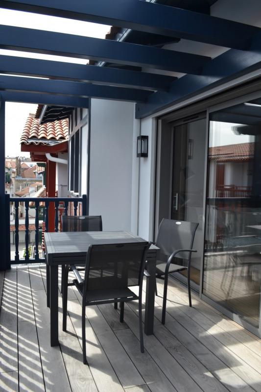 Alquiler vacaciones  apartamento Saint-jean-de-luz 1290€ - Fotografía 9