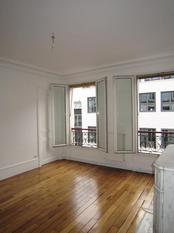 Rental apartment Paris 17ème 1448€ CC - Picture 5