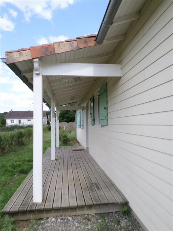 Vente maison / villa Civaux 141000€ - Photo 6