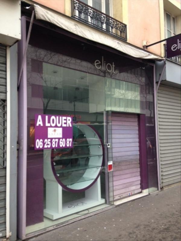 Rental shop Paris 14ème 2000€ HT/HC - Picture 1