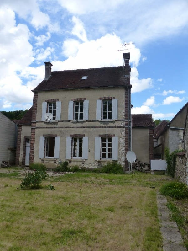 Vente maison / villa Venizy 117 000€ - Photo 1