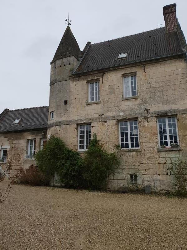 Deluxe sale house / villa Tracy le mont 618800€ - Picture 1