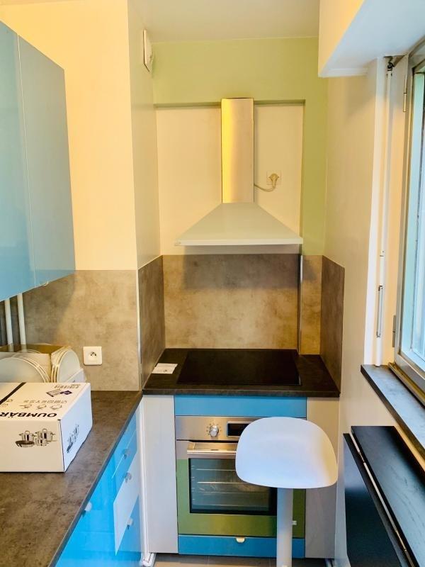 Rental apartment Paris 16ème 1400€ CC - Picture 3