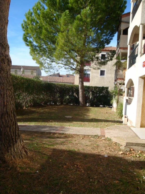 Investment property apartment Lunel 64200€ - Picture 1