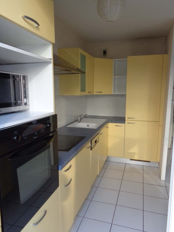 Alquiler  apartamento Bretigny sur orge 742€ CC - Fotografía 2