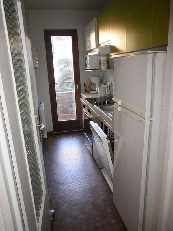 Location vacances appartement Collioure 325€ - Photo 7