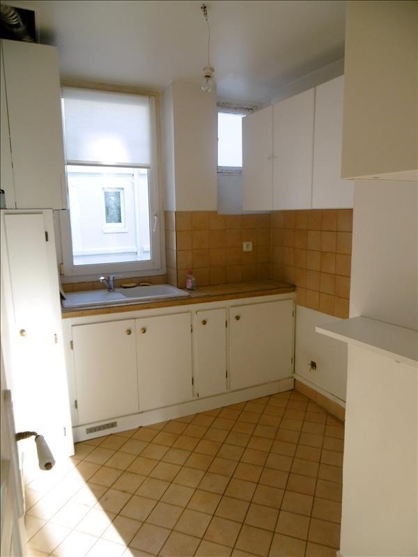 Rental apartment Levallois perret 1451€ CC - Picture 3