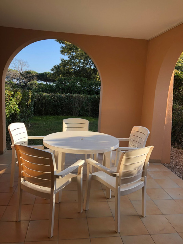 Vacation rental apartment Les issambres 510€ - Picture 9
