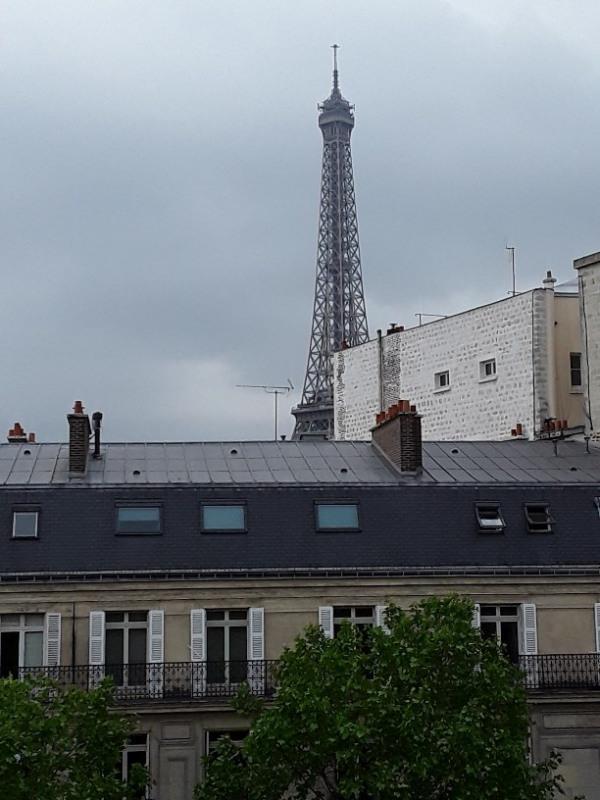Rental apartment Paris 16ème 7620€ CC - Picture 2