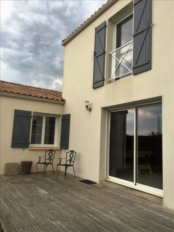 Vente maison / villa Longeville sur mer 228800€ - Photo 1