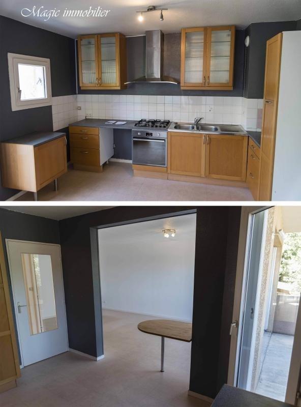Rental apartment Nantua 610€ CC - Picture 4