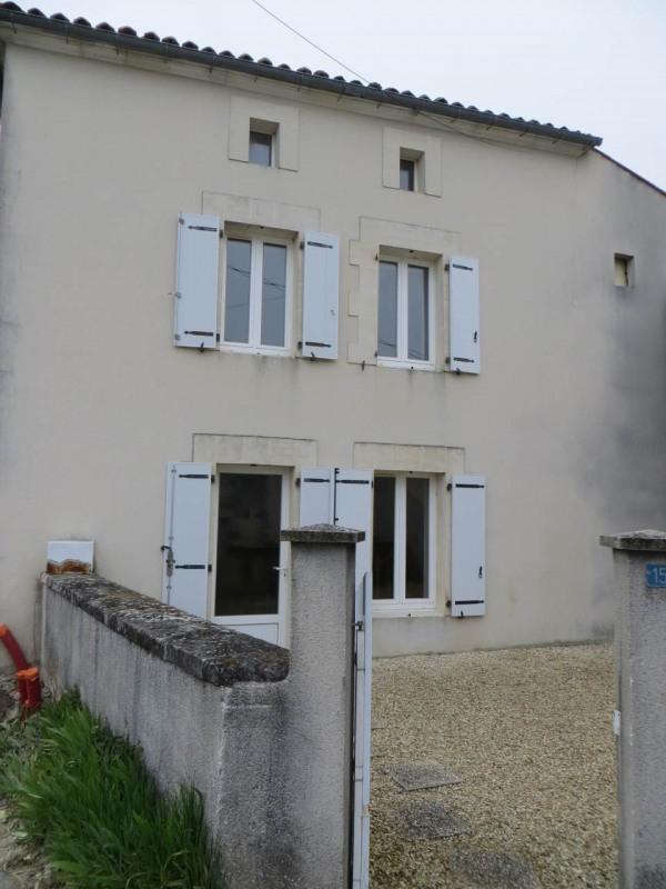 Rental house / villa Macqueville 570€ CC - Picture 2