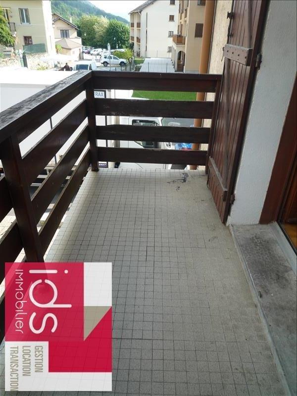 Locação apartamento Allevard 325€ CC - Fotografia 6