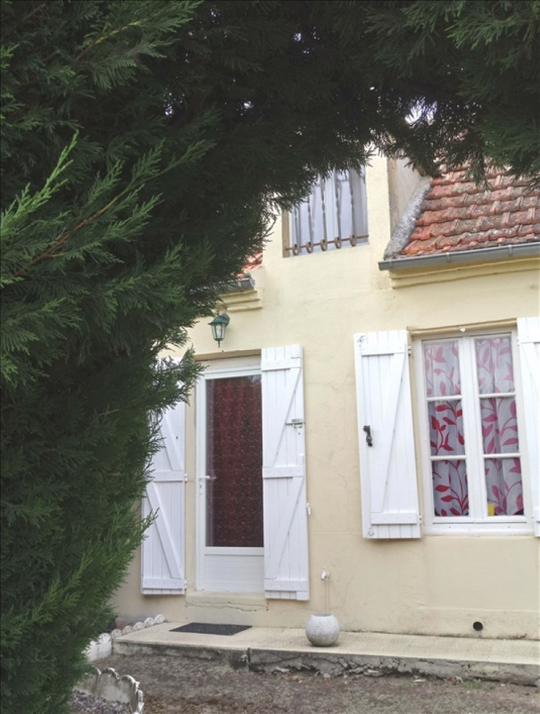 Sale house / villa Louroux bourbonnais 95 400€ - Picture 1
