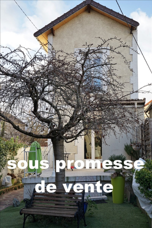 Vente maison / villa Colombes 507100€ - Photo 1