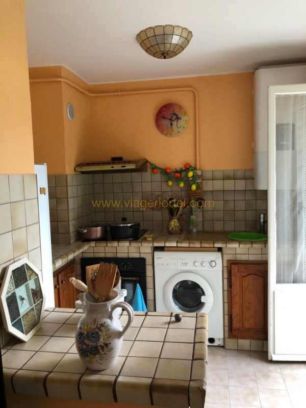 Viager appartement Menton 131 500€ - Photo 5
