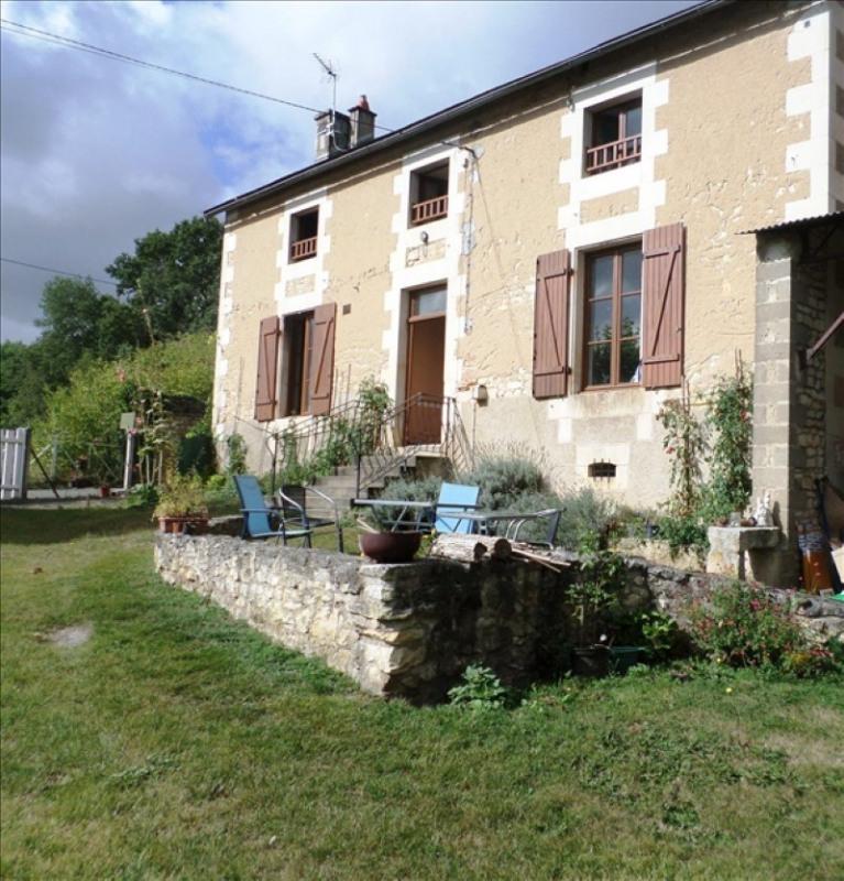 Vente maison / villa Chauvigny 143000€ - Photo 2