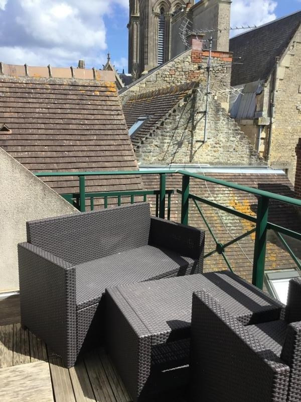 Rental apartment Douvres la delivrande 800€ CC - Picture 1