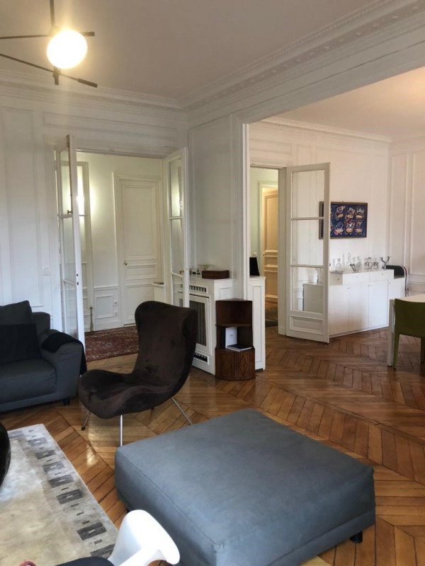 Rental apartment Paris 17ème 3 350€ CC - Picture 4
