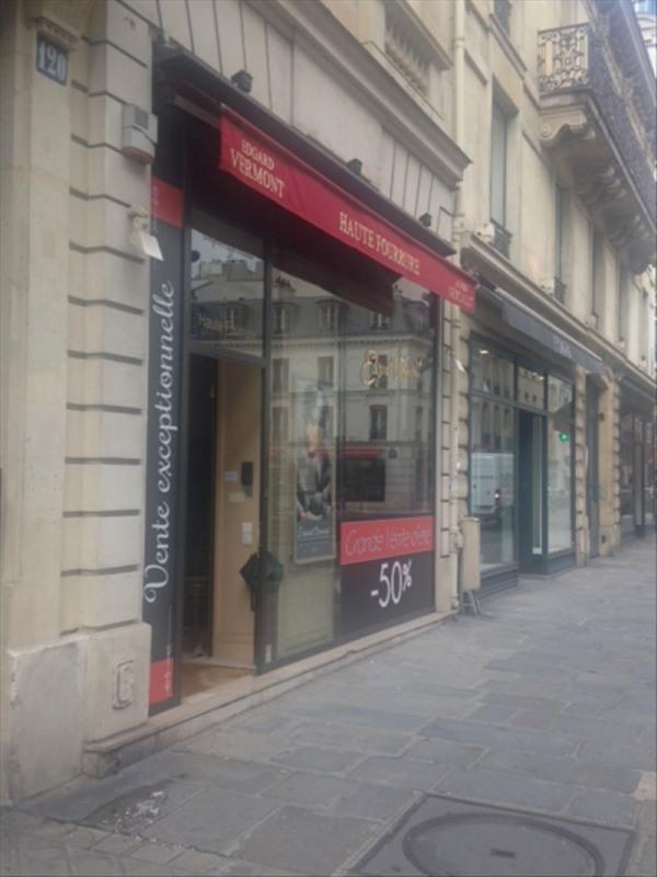 Sale shop Paris 8ème 392000€ - Picture 2