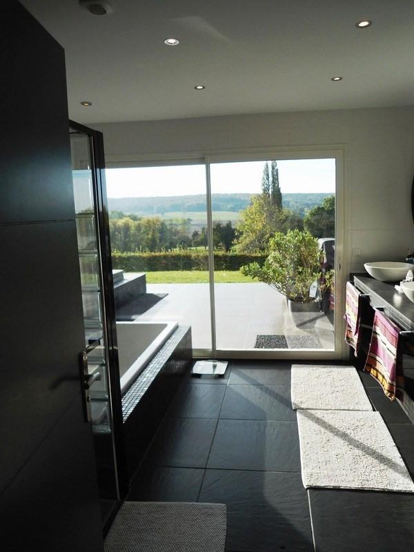 Revenda residencial de prestígio casa Englesqueville en auge 1293200€ - Fotografia 3
