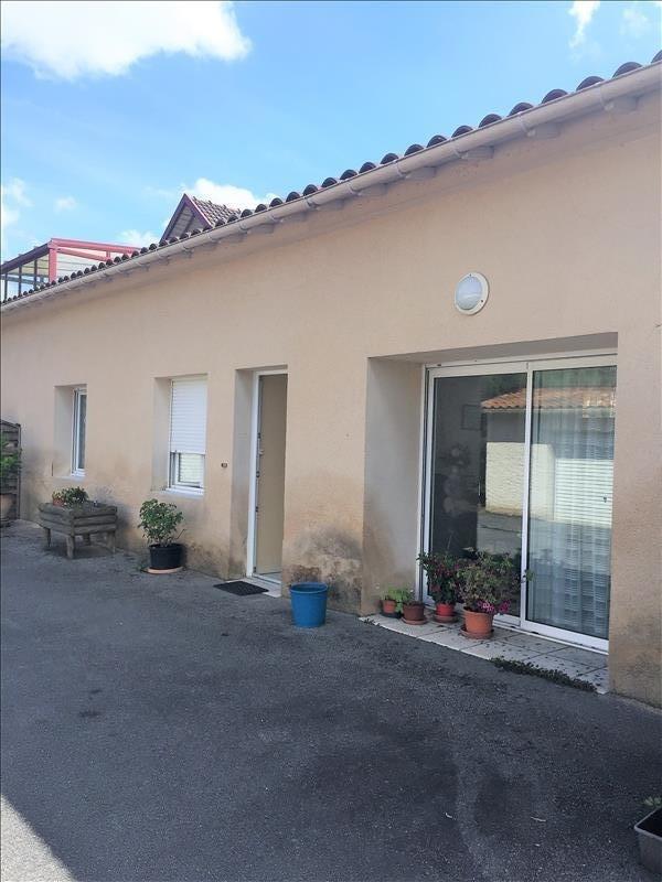 Location maison / villa La villedieu du clain 581€ CC - Photo 1