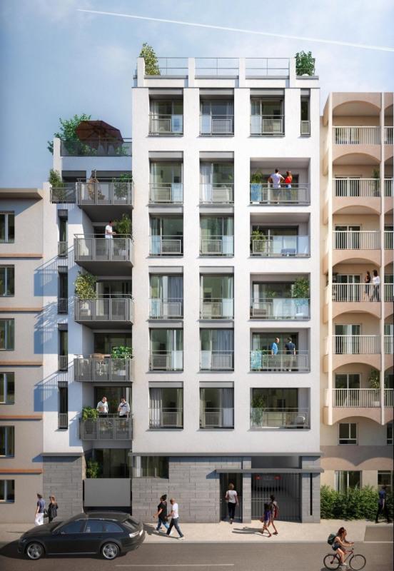 Sale apartment Villeurbanne 342000€ - Picture 1