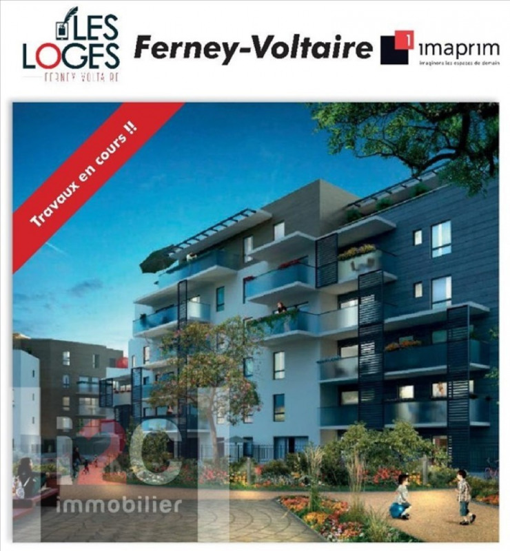 Investment property apartment Ferney voltaire 328 000€ - Picture 1