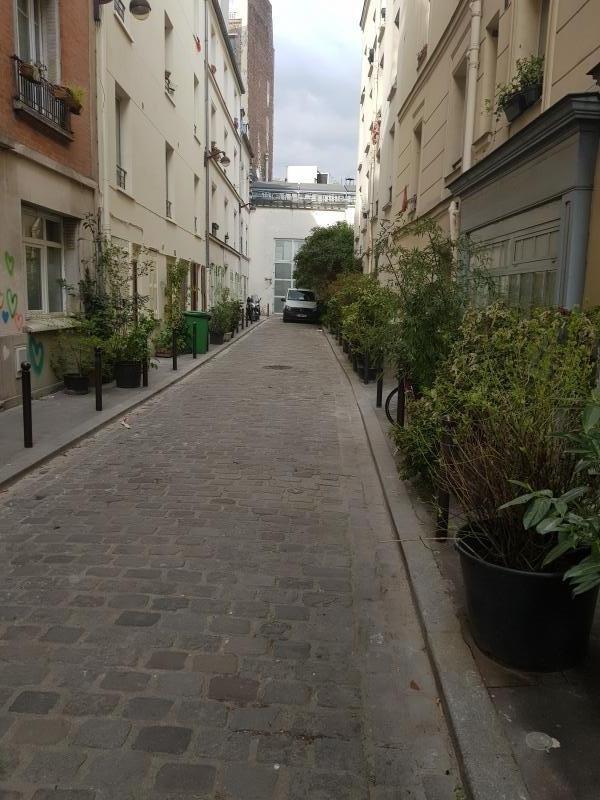 Sale apartment Paris 11ème 248000€ - Picture 1
