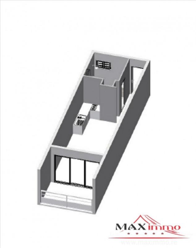 Vente appartement St denis 160100€ - Photo 2