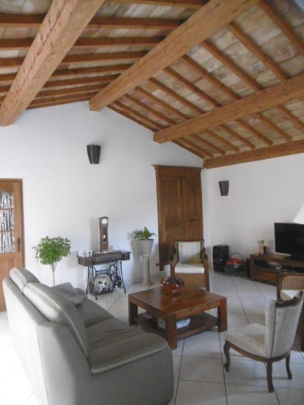 Vente maison / villa Aubais 399500€ - Photo 4