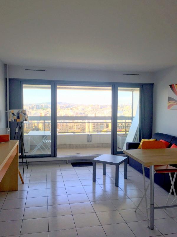 Location appartement Paris 15ème 1250€ CC - Photo 1