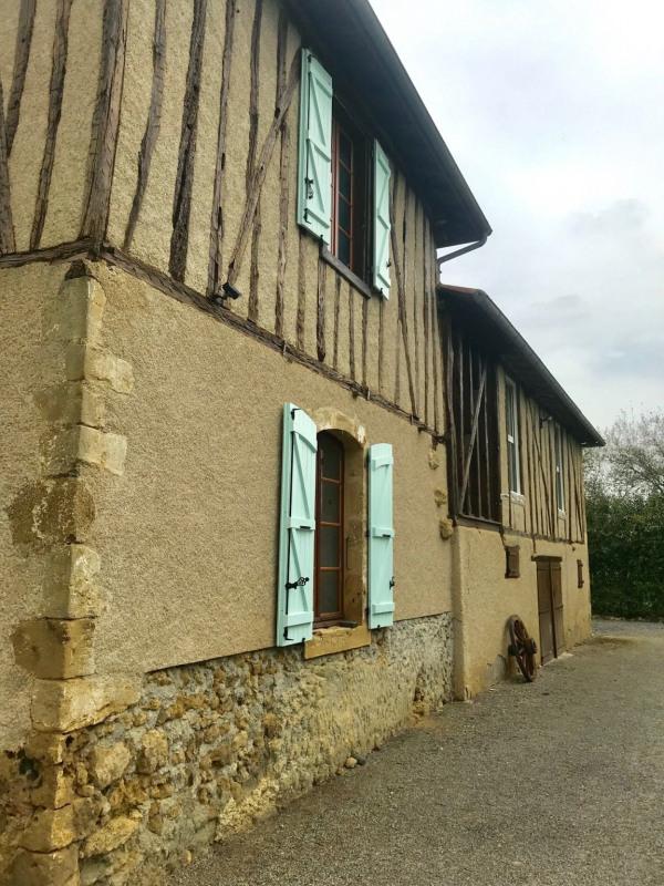 Sale house / villa Mirande 387500€ - Picture 2
