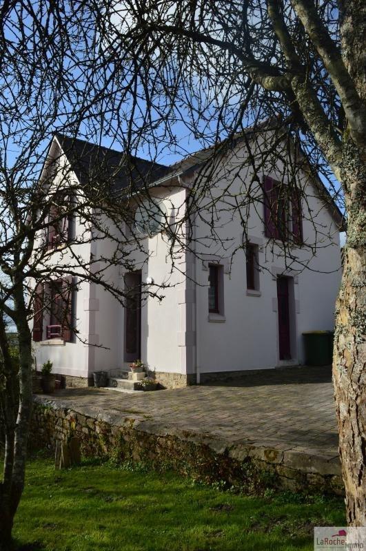 Sale house / villa La roche maurice 182677€ - Picture 1