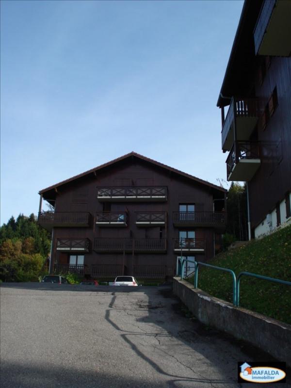 Rental apartment Mont saxonnex 360€ CC - Picture 4