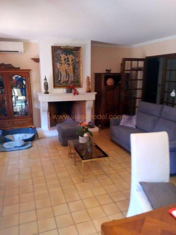 Lijfrente  huis Tourouzelle 57500€ - Foto 5