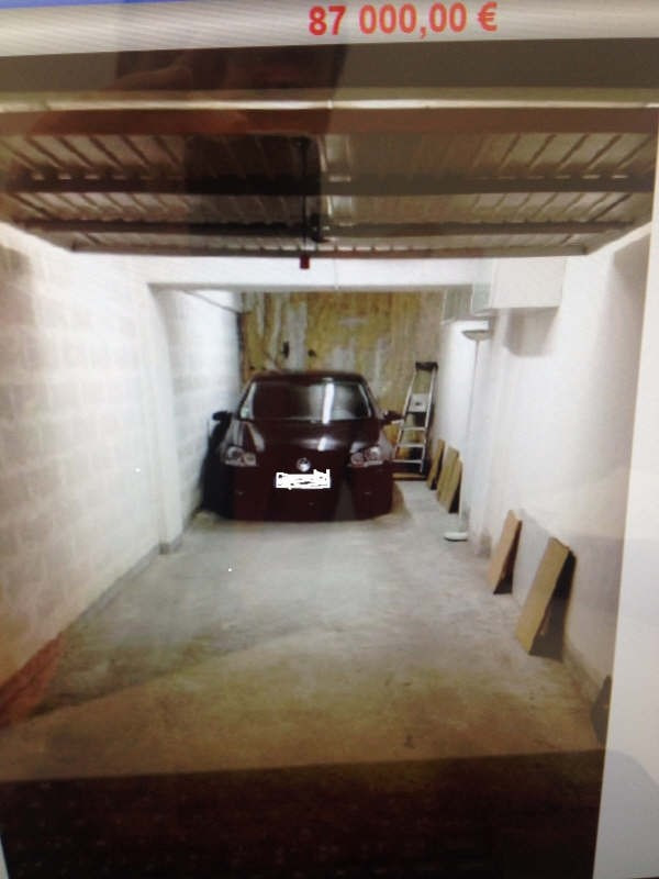 Sale parking spaces Cannes 86 500€ - Picture 1