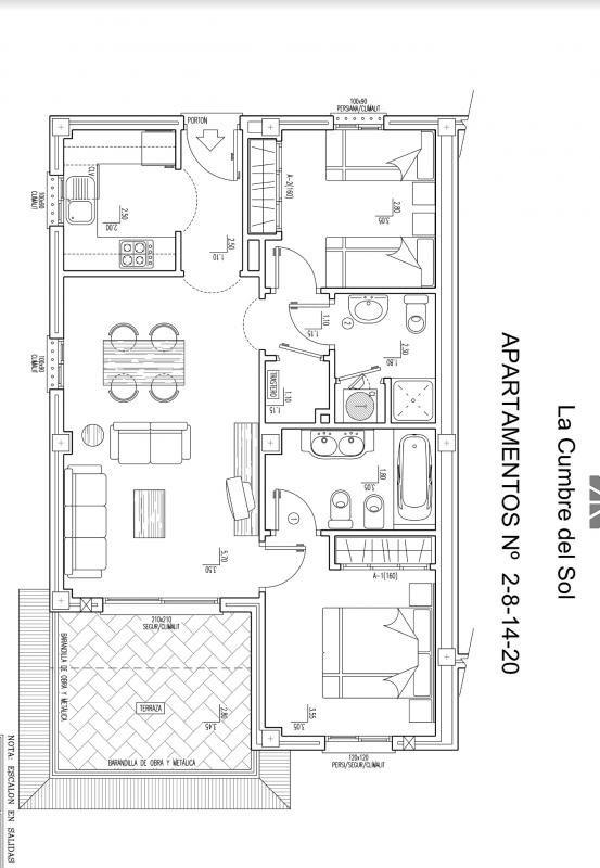 Vente appartement Benitachell 168422€ - Photo 11