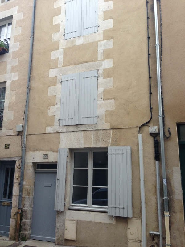 Rental apartment Poitiers 336€ CC - Picture 1
