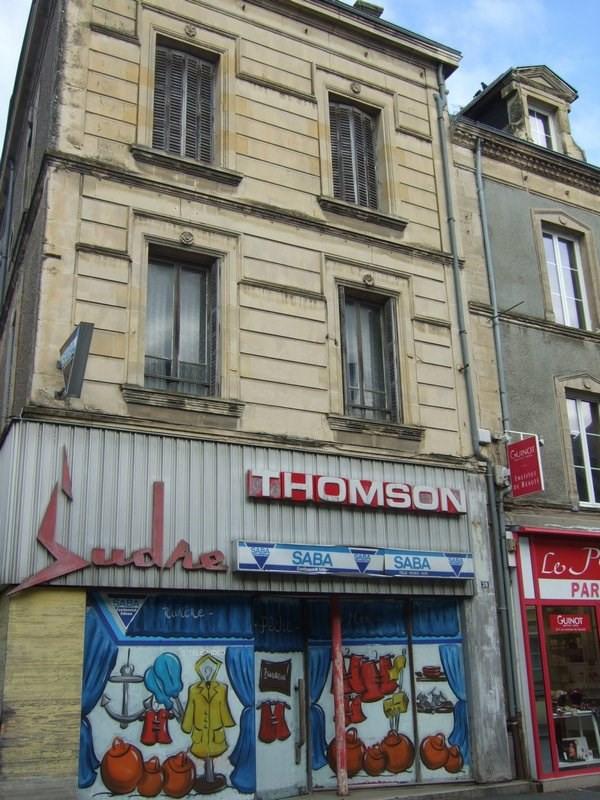 Verkoop  flatgebouwen Isigny sur mer 86000€ - Foto 1