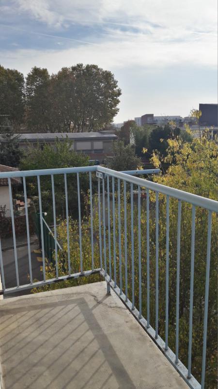 Vendita appartamento Toulouse 107000€ - Fotografia 3