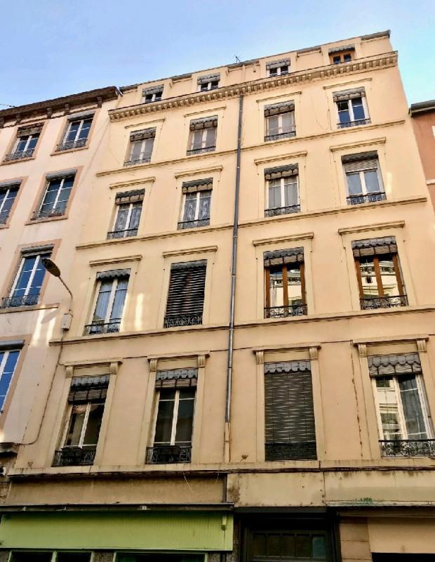 Rental apartment Lyon 3ème 770€ CC - Picture 1