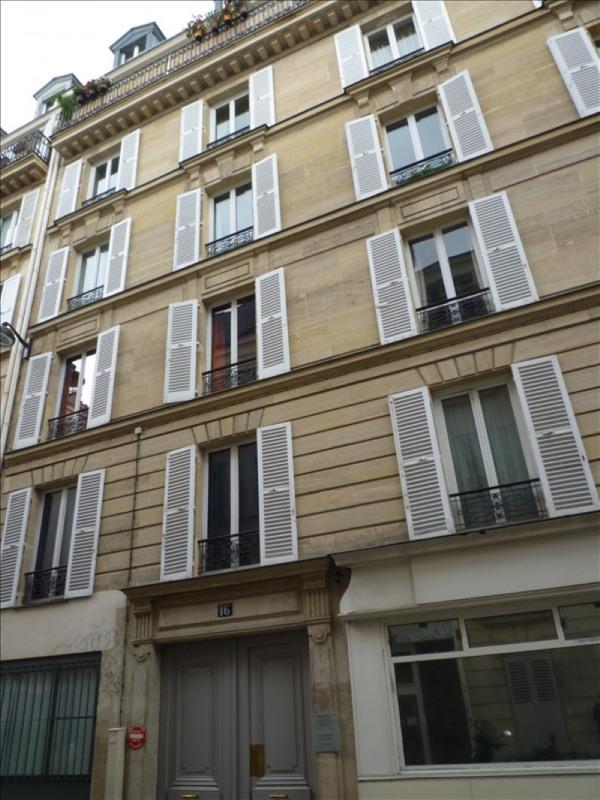 Rental apartment Paris 17ème 1250€ CC - Picture 6
