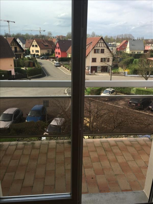 Location appartement Strasbourg 533€ CC - Photo 4