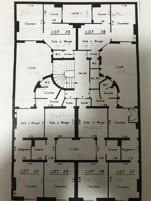 Vente appartement Paris 10ème 525000€ - Photo 4